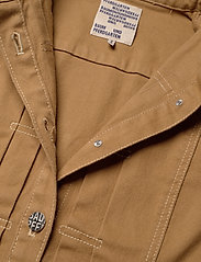 Baum und Pferdgarten - BECCA - vestes en jean - dijon brown - 3