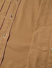 Baum und Pferdgarten - BECCA - vestes en jean - dijon brown - 5