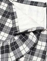 Baum und Pferdgarten - SABEEHA - korta kjolar - cream black check - 3
