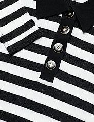Baum und Pferdgarten - CHARLEE - polohemden - cream black stripe - 3