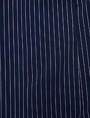 Baum und Pferdgarten - AOLANY - knitted vests - dark blue pinstripe - 4