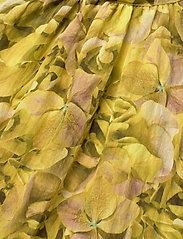 Baum und Pferdgarten - ANGIE - sommerkjoler - yellow hydrangea - 5