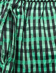 Baum und Pferdgarten - NOBI - casual bukser - gumdrop green check - 4