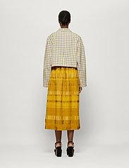 Baum und Pferdgarten - BIANKA - casual blazere - mustard check - 3