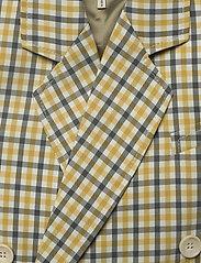 Baum und Pferdgarten - BIANKA - casual blazere - mustard check - 4