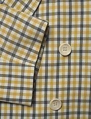 Baum und Pferdgarten - BIANKA - casual blazere - mustard check - 6
