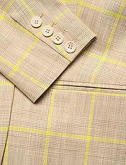 Baum und Pferdgarten - BRYONY - casual blazere - rio yellow check - 3