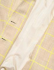 Baum und Pferdgarten - BRYONY - casual blazere - rio yellow check - 4