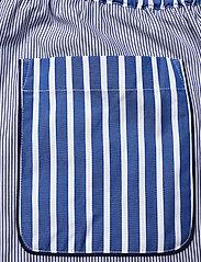 Baum und Pferdgarten - NALA - bukser med brede ben - blue folk stripe - 3