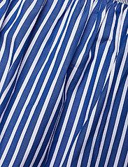 Baum und Pferdgarten - AIKO - sommarklänningar - blue folk stripe - 2