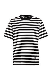 JALO - BLACK AND WHITE STRIPE