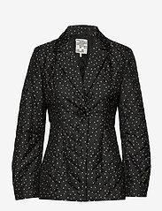 Baum und Pferdgarten - BENTE - blazere - blackstraw flying dots - 0