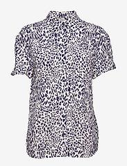 Baum und Pferdgarten - MOANNA - blouses à manches courtes - deep cobalt leo - 0