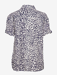 Baum und Pferdgarten - MOANNA - blouses à manches courtes - deep cobalt leo - 1