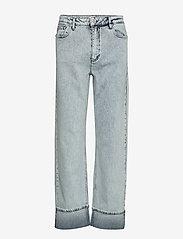 Baum und Pferdgarten - NANNE - straight jeans - heavy washed denim - 0