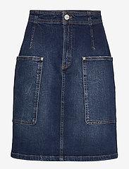 Baum und Pferdgarten - SHANTEL - jeansowe spódnice - authentic denim wash - 0