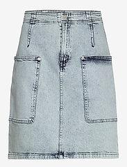 Baum und Pferdgarten - SHANTEL - jeansowe spódnice - heavy washed denim - 1