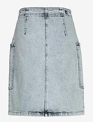 Baum und Pferdgarten - SHANTEL - jeansowe spódnice - heavy washed denim - 2