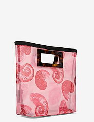 Baum und Pferdgarten - KATE - handbags - pink shell wallpaper - 2