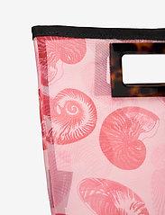 Baum und Pferdgarten - KATE - handbags - pink shell wallpaper - 3