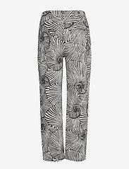 Baum und Pferdgarten - NANCY - jeans droites - black tiger shell - 2