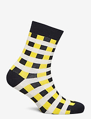 Baum und Pferdgarten - LAUREL - chaussettes - yellow black check - 1