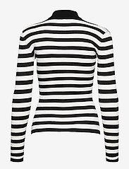 Baum und Pferdgarten - CHARLEE - polohemden - cream black stripe - 2