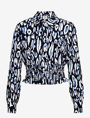 Baum und Pferdgarten - MAEKO - langærmede skjorter - blue painted leo - 0