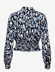Baum und Pferdgarten - MAEKO - langærmede skjorter - blue painted leo - 1