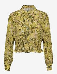 Baum und Pferdgarten - MAEKO - langærmede skjorter - yellow hydrangea - 1