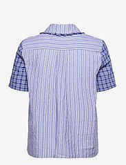 Baum und Pferdgarten - MIZZI - kortärmade skjortor - blue mix - 2