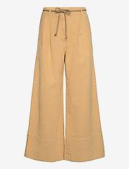 Baum und Pferdgarten - NOUR - bukser med brede ben - apricot cream - 1