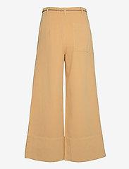 Baum und Pferdgarten - NOUR - bukser med brede ben - apricot cream - 2