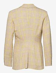 Baum und Pferdgarten - BRYONY - casual blazere - rio yellow check - 1