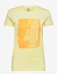 Baum und Pferdgarten - JOLEE - t-shirts - french vanilla - 0