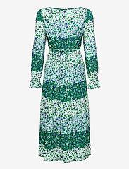Baum und Pferdgarten - ASAYO - maxi dresses - green ditzy mix - 1