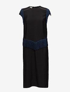 ABILINE DRESS - BLACK