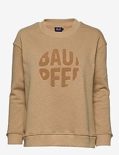 JAALA - sweatshirts - camel