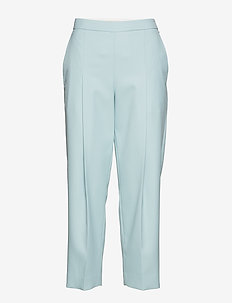 NAGIHAN - vide bukser - ether blue