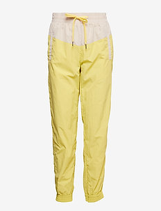 NESSAH - casual bukser - canary yellow