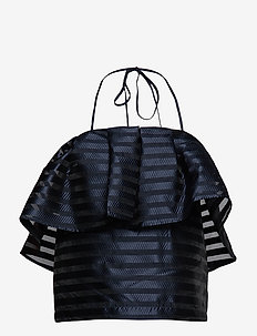 MICHEALA - sleeveless blouses - total eclipse