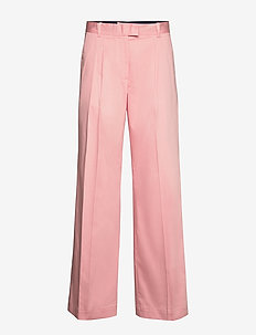 NANDINI - wide leg trousers - mellow rose
