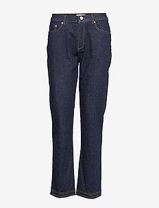 NIKKI - jeans droites - denim rinse
