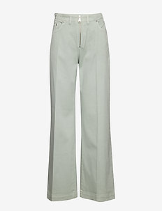 NICIA - vide jeans - baby blue wash