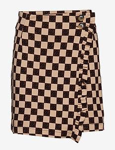 JELENA - short skirts - nougat bp