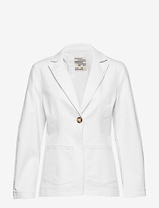 BETHANIE - blazere - white denim