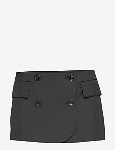 SCHELA - short skirts - black
