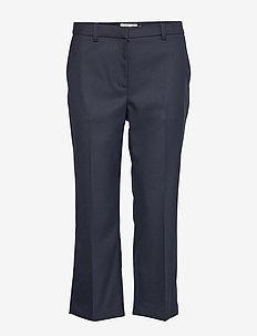 NOA - straight leg trousers - night sky