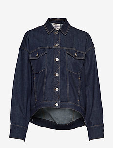 BRANDY - denim jackets - denim rinse