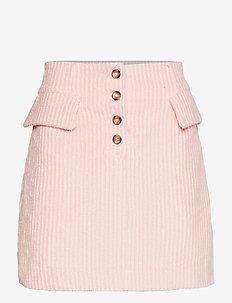 SHANI - short skirts - peachskin